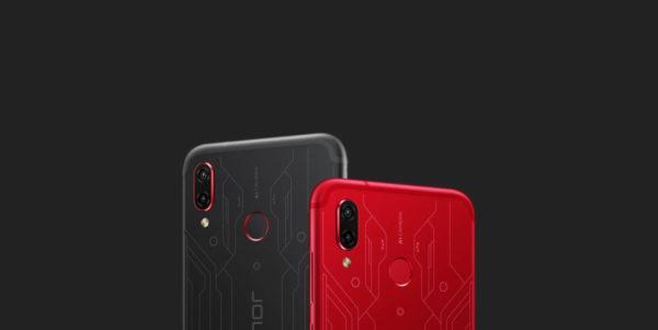 Comprar Huawei Honor Play en kiboTEK