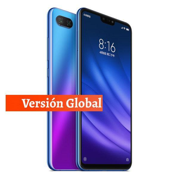 Buy Xiaomi Mi 8 Lite Global in kiboTEK Spain