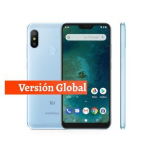 Comprar Xiaomi Mi A2 Lite Global en kiboTEK España