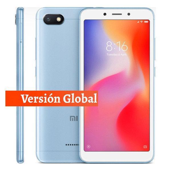 Comprar Xiaomi Redmi 6A Global en kiboTEK España