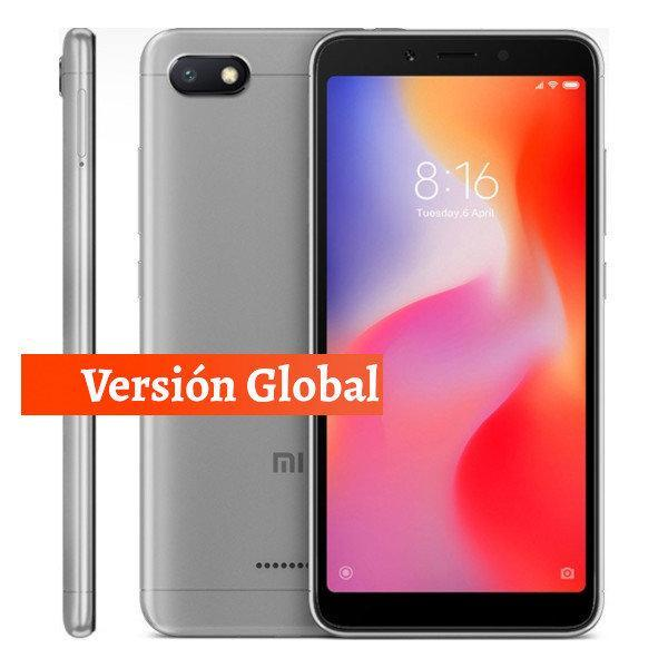 Buy Xiaomi Redmi 6A Global at kiboTEK Spain