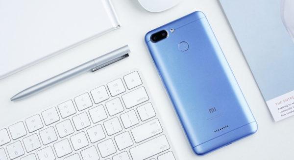 Acheter Xiaomi Redmi 6 sur kiboTEK