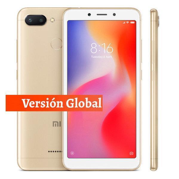 Achetez Xiaomi Redmi 6 Global dans kiboTEK Espagne
