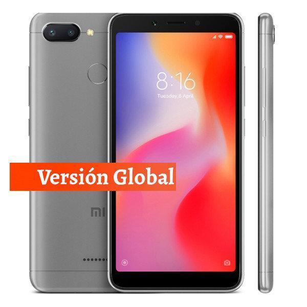 Acquista Xiaomi Redmi 6 Global su kiboTEK Spagna