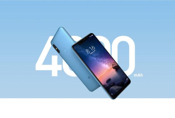 Comprar Xiaomi Redmi Note 6 Pro en kiboTEK
