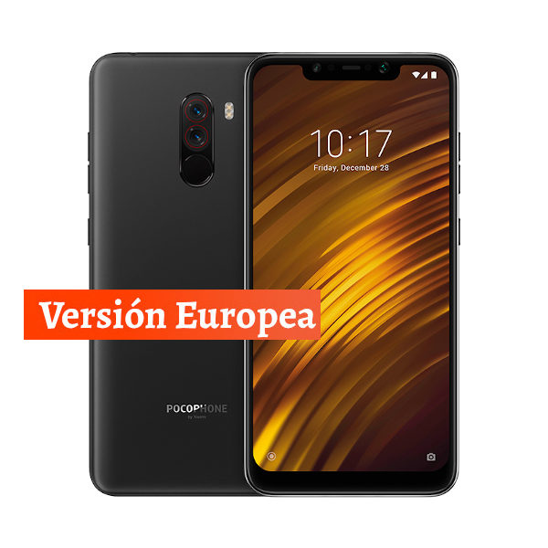 Acquista Xiaomi Pocophone F1 global in kiboTEK Spagna