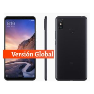 Comprar Xiaomi Mi Max 3 Global en kiboTEK España