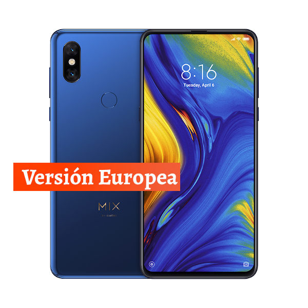 Comprar Xiaomi Mi Mix 3 global en kiboTEK España