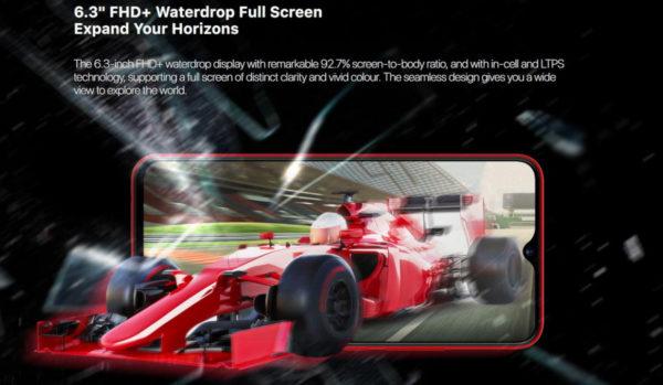 Buy Umidigi F1 at kiboTEK
