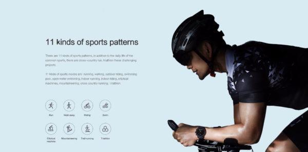 Acheter Xiaomi Amazfit Stratos sur kiboTEK
