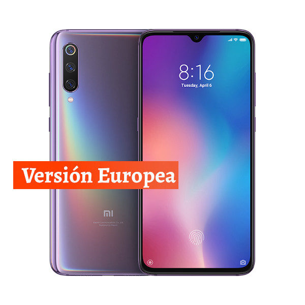Buy Xiaomi Mi 9 global in kiboTEK Spain