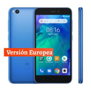 Comprar Xiaomi Redmi Go global en kiboTEK España