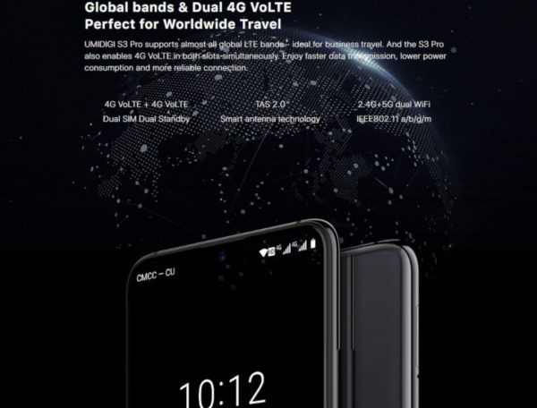 Buy Umidigi S3 Pro at kiboTEK Spain