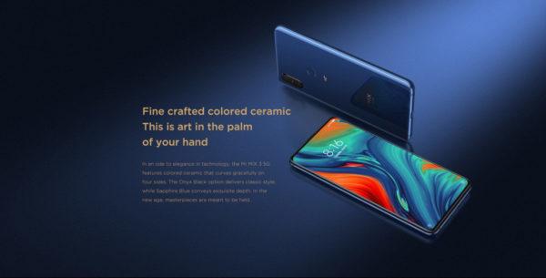Xiaomi Mi Mix 3 5G bei kiboTEK Spanien kaufen