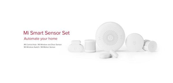 Kaufen Sie Xiaomi Mi Smart Sensor Set in kiboTEK Spanien