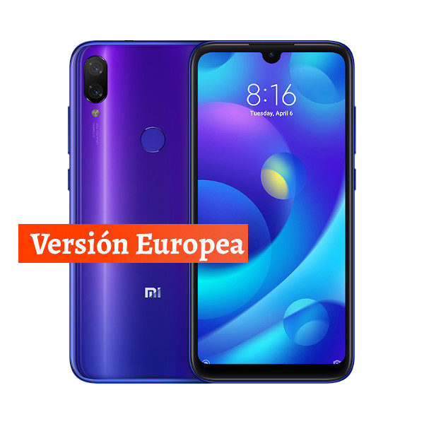 Buy Xiaomi Mi Play global in kiboTEK Spain