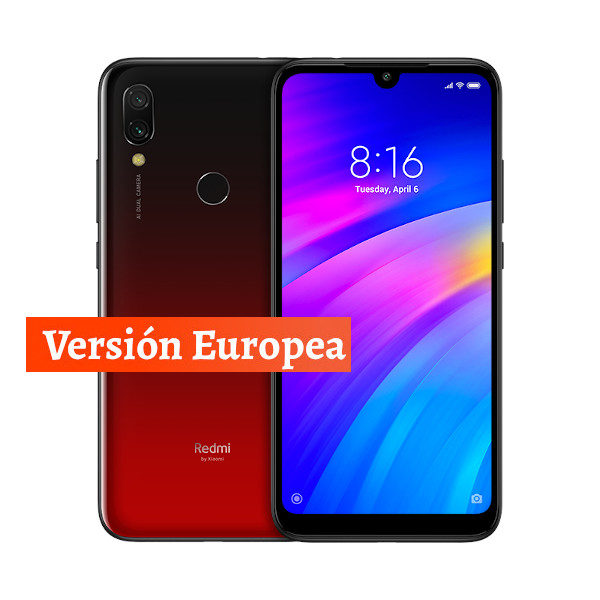 Acquista Xiaomi Redmi 7 global in kiboTEK Spagna