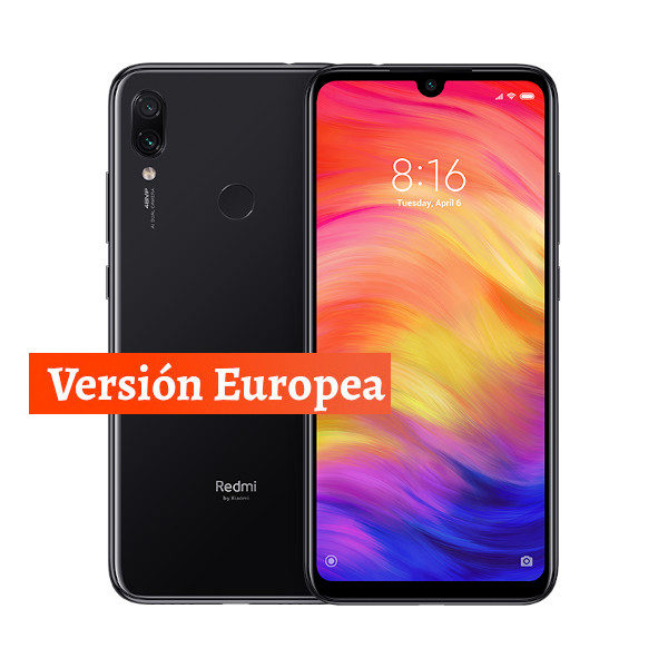 Kaufen Sie Xiaomi Redmi Note 7 global in kiboTEK Spanien