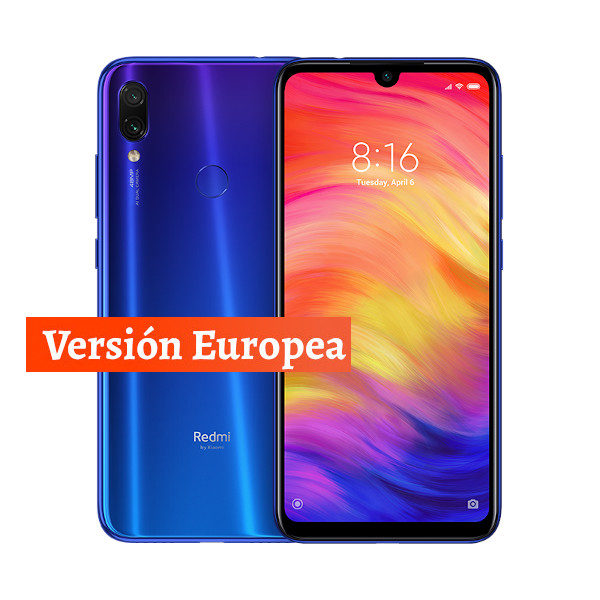 Acquista Xiaomi Redmi Note 7 global in kiboTEK Spagna