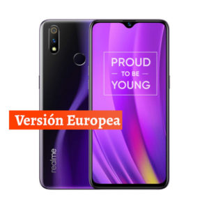 Buy Realme 3 PRO in kiboTEK Spain