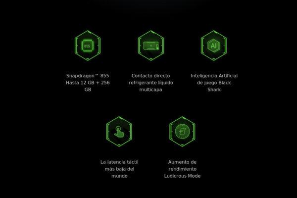 Buy Xiaomi Blackshark 2 in kiboTEK Spain