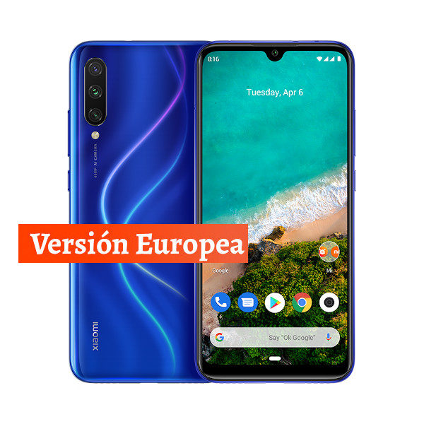 Buy Xiaomi Mi A3 global in kiboTEK Spain