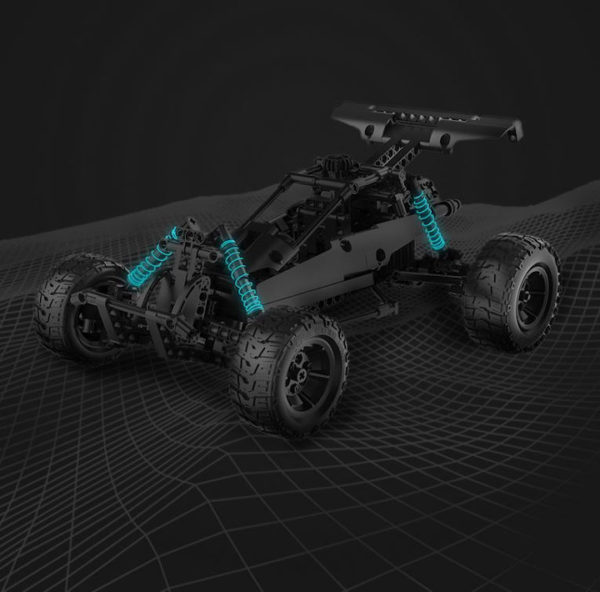 Achetez Xiaomi Mi Building Desert Racing à KiboTEK Espagne