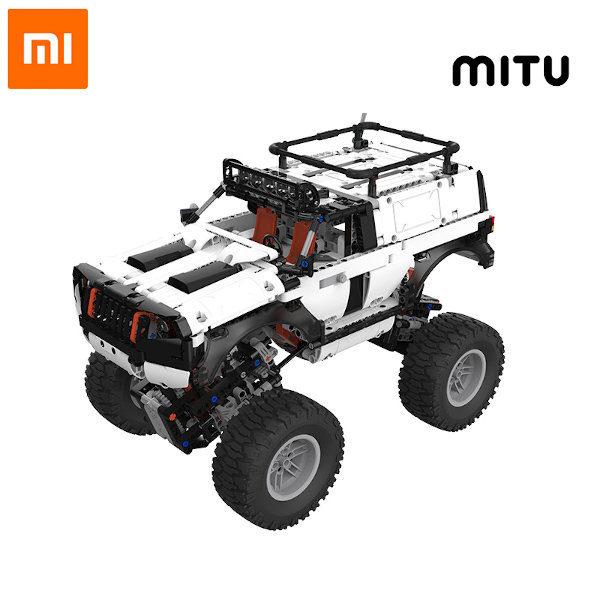 Compre blocos de construção off-road Xiaomi MiTU 4WD na kiboTEK Espanha