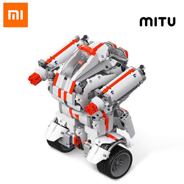 Comprar Xiaomi MiTU Robot Builder en kiboTEK España
