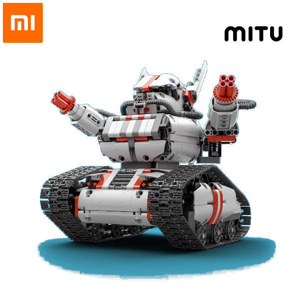 Buy Xiaomi MiTU Robot Builder Rover in kiboTEK Spain