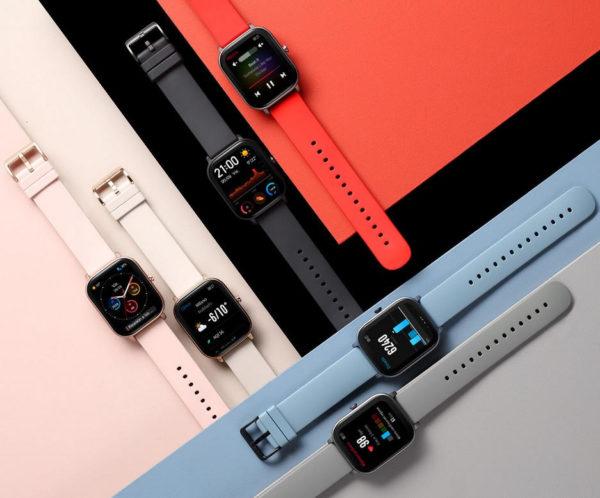 Comprar Xiaomi Amazfit GTS en kiboTEK España