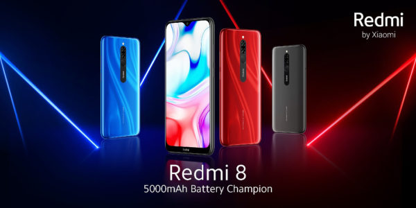 Buy Xiaomi Redmi 8 in kiboTEK Spain