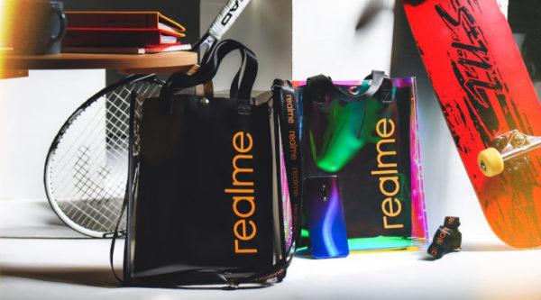 Achetez Realme Tote Bag à kiboTEK Espagne