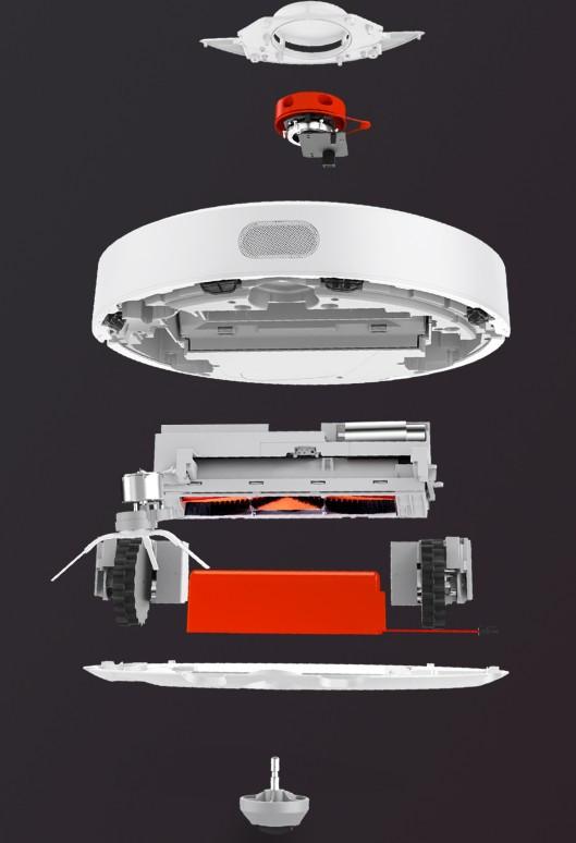 Acheter l'aspirateur robot Xiaomi Mi chez kiboTEK Espagne