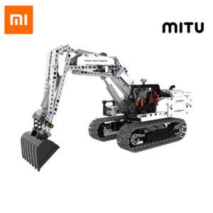 Comprar Xiaomi MiTU Engineering Excavator Building Blocks en kiboTEK España