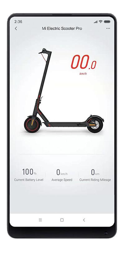 Acquista Xiaomi Mi Scooter Pro su kiboTEK Spagna