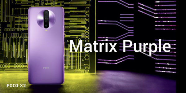 Buy Xiaomi Pocophone X2 in kiboTEK Spain