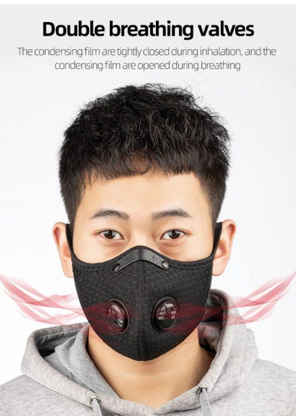 Buy KN95 M2.5 CoolChange Mask at kiboTEK Spain