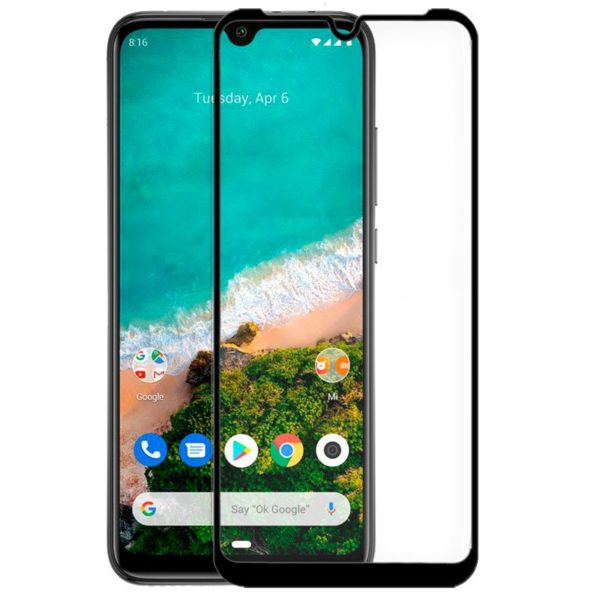 buy Xiaomi Mi A3 tempered glass