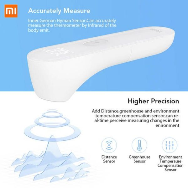 Buy Xiaomi iHealth Thermometer in kiboTEK Spain