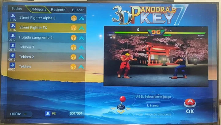 Buy Pandora Box 7 3D at kiboTEK Spain