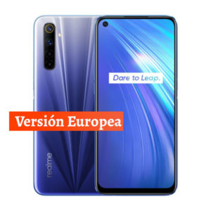Buy Realme 6 at kiboTEK Spain