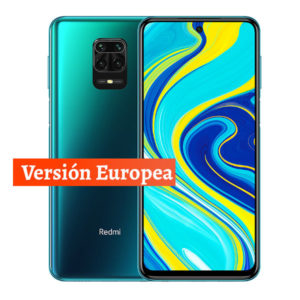 Buy xiaomi redmi note 9S in kiboTEK Spain