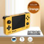 Retroid Pocket 2 Retro console agora disponível em estoque