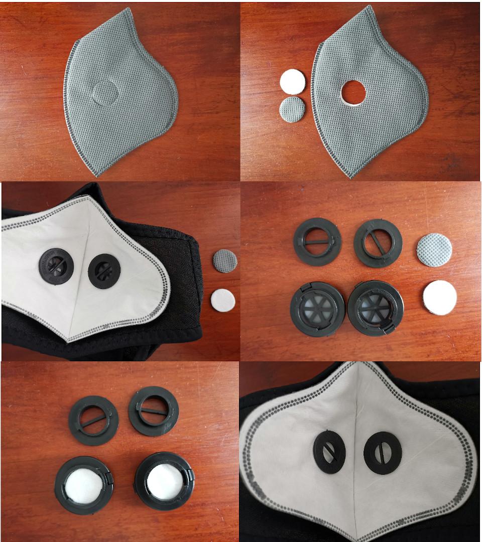Buy Rockbros KN95 FFP2 mask at kiboTEK Spain