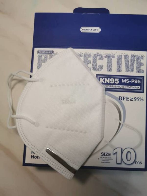 Buy KN95 Remax Life Mask at kiboTEK Spain