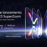 Ojito! 120Hz de pantalla para el nuevo Realme X3 SuperZoom que será presentado el 26 de mayo.