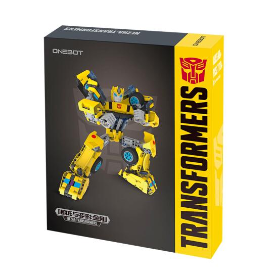 Acheter Xiaomi Mitu Onebot Transformers Bumblebee chez kiboTEK Espagne