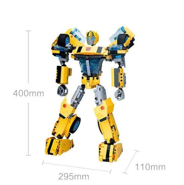 Buy Xiaomi Mitu Onebot Transformers Bumblebee at kiboTEK Spain