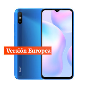 Buy Xiaomi Redmi 9A in kiboTEK Spain